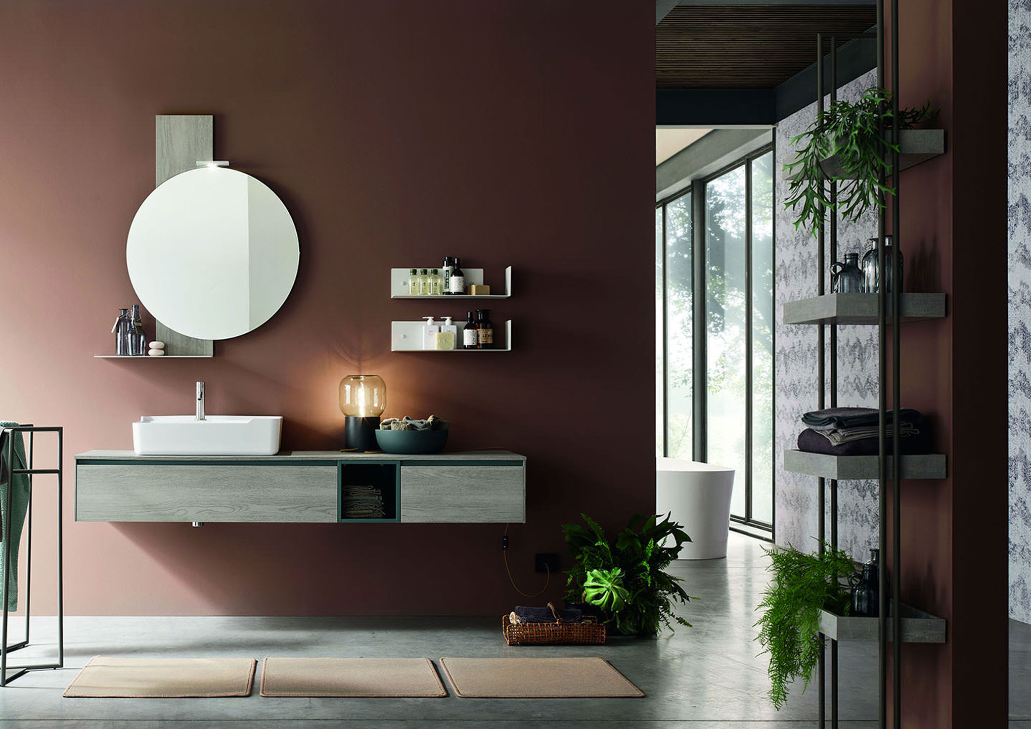 Mobile Bagno New York home - ardeco